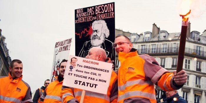 Newsletter030418 ferrovieri francesi sulle barricate for Accenti francesi